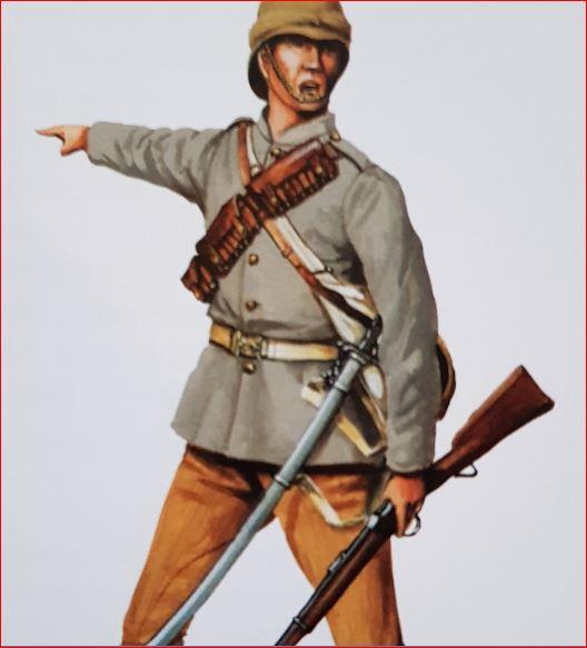 19 th hussard . à Abu Kru 1885 : 1 cavalier à pied+1 cavalier à cheval ( création) Abu_kr11