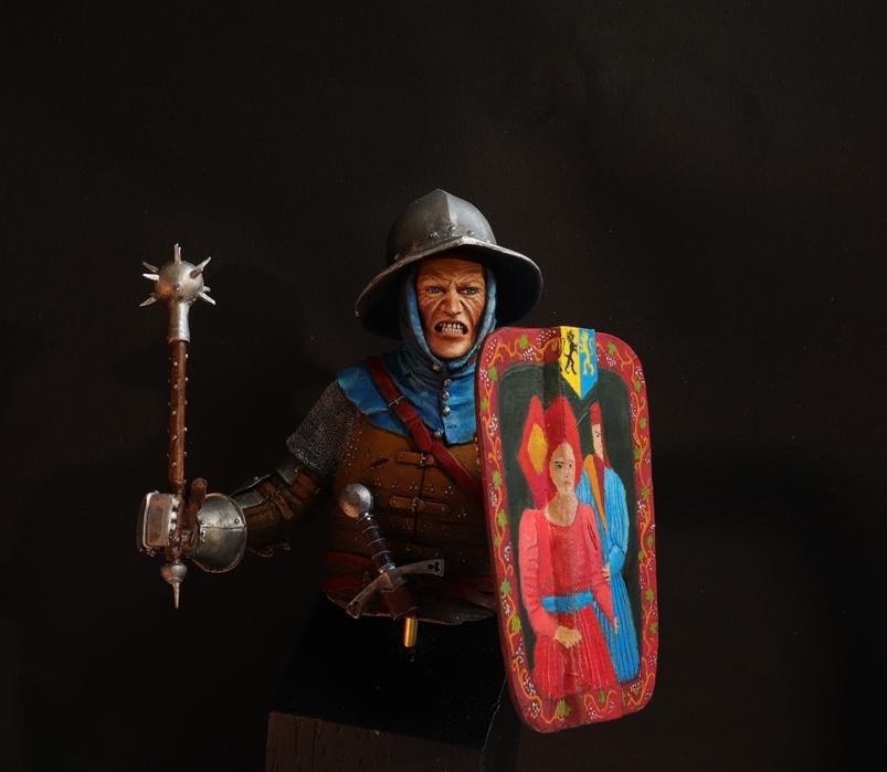 Homme d'armes du Duc de Gueldre Comple10