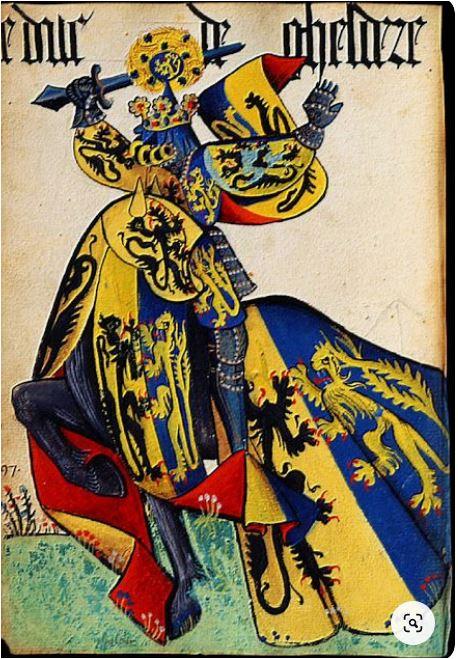 Homme d'armes du Duc de Gueldre Duc_de10