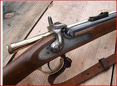 """Inkerman 1854 : 1er grenadier guards""  version 1 à version 3 Fusil_13"