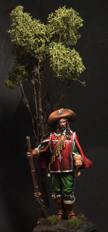 Mousquetaire du cardinal Mouq410
