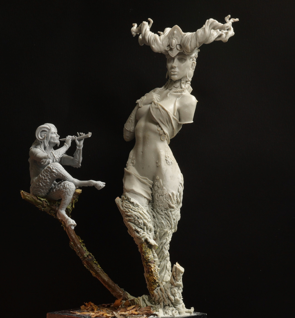 La REINE des ARBRES - fantastique Reine_12