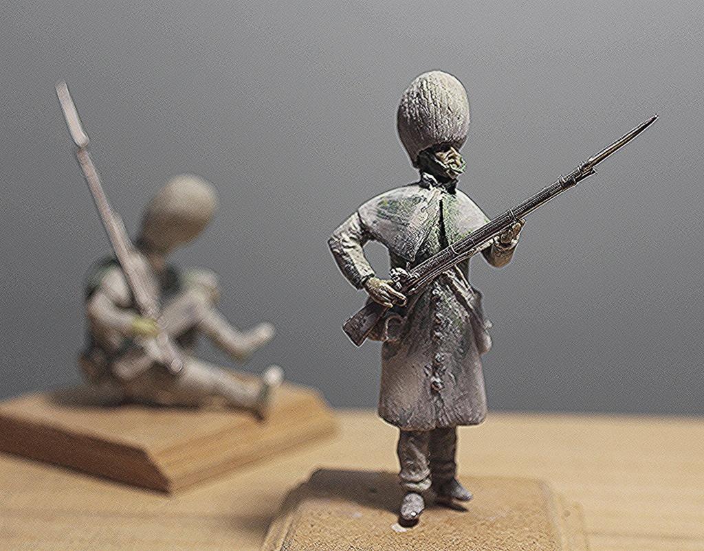 """""""Inkerman 1854 : 1er grenadier guards""""  version 1 à version 3 Soldat12"""
