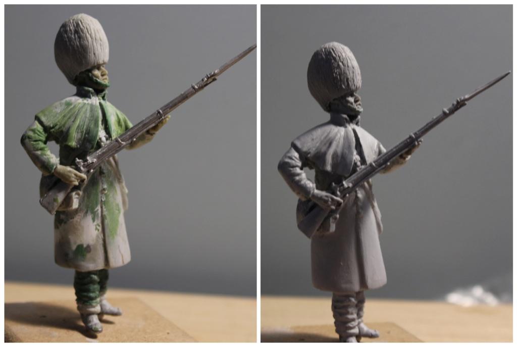"""""""Inkerman 1854 : 1er grenadier guards""""  version 1 à version 3 Soldat15"""