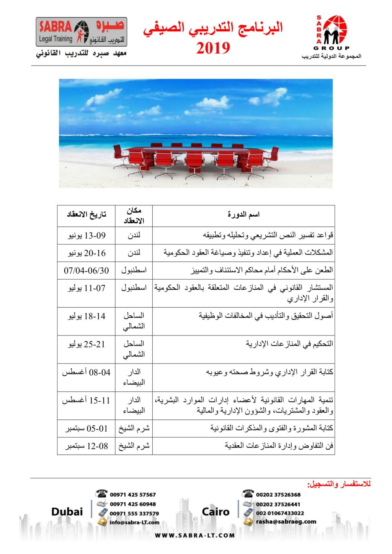 البرنامج التدريبي الصيفي 2019  Aoaay_36