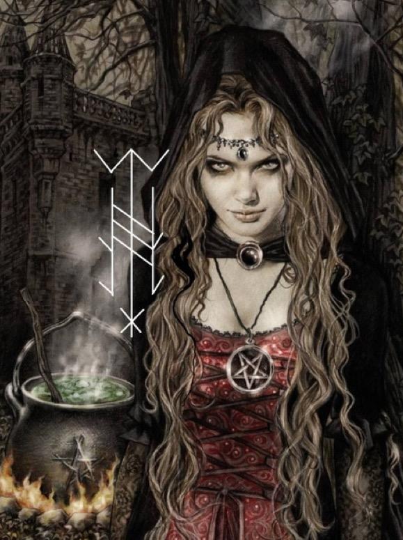 Молот ведьм ( ослабить/ лишить знаний врага )  Img_2010