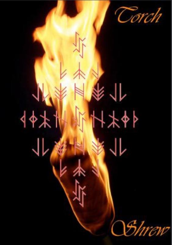 """"""" Факел""""  2 в 1 снятие защит+порча ( автор Shrew )  Img_2147"""