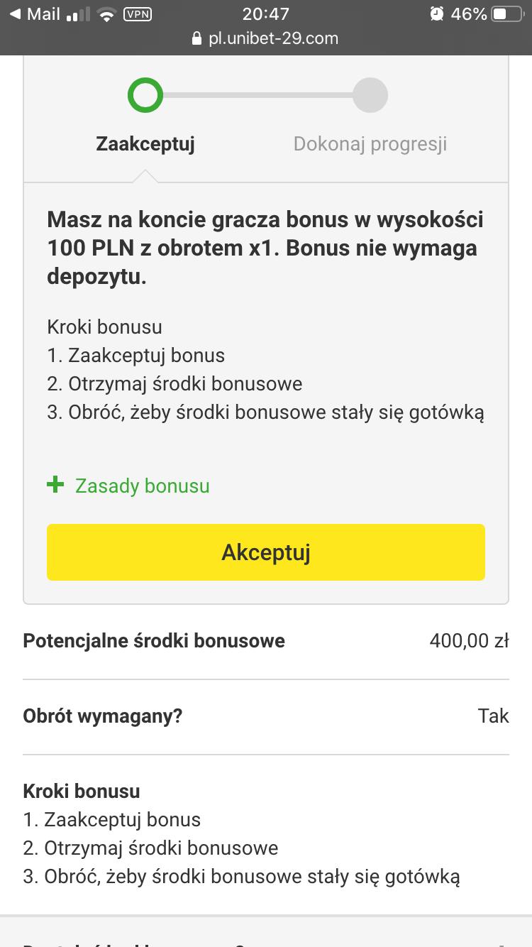 Unibet Kasyno darmowe bonusy - Page 34 C462a910