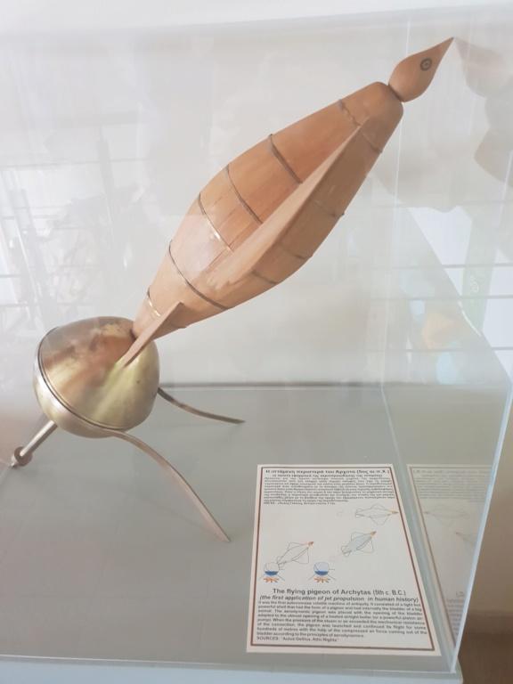 La fusée d'archimède/Archytas de Tarente (5ème siècle av JC!) Archim11