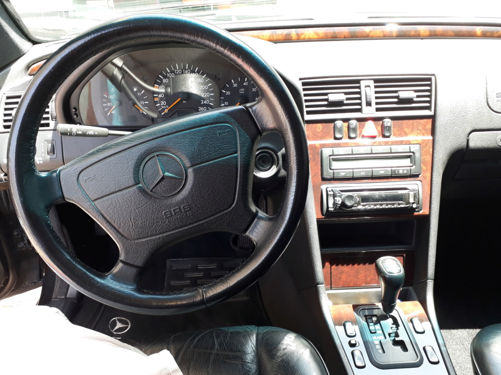 Vendo C280 V6 Elegance - Fase2 ano 1998 - R$ 28.500,00 20200117