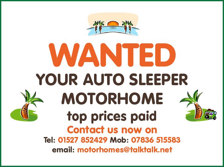 Wanted Auto-Sleepers Motorhomes A-auto10