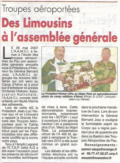 Assemblée Générale 2007 Aamci210
