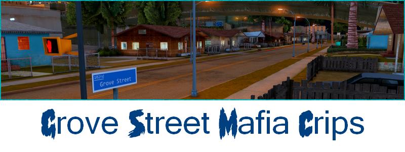 (PED) (GANG) Grove Street Mafia Crips Sans_f10