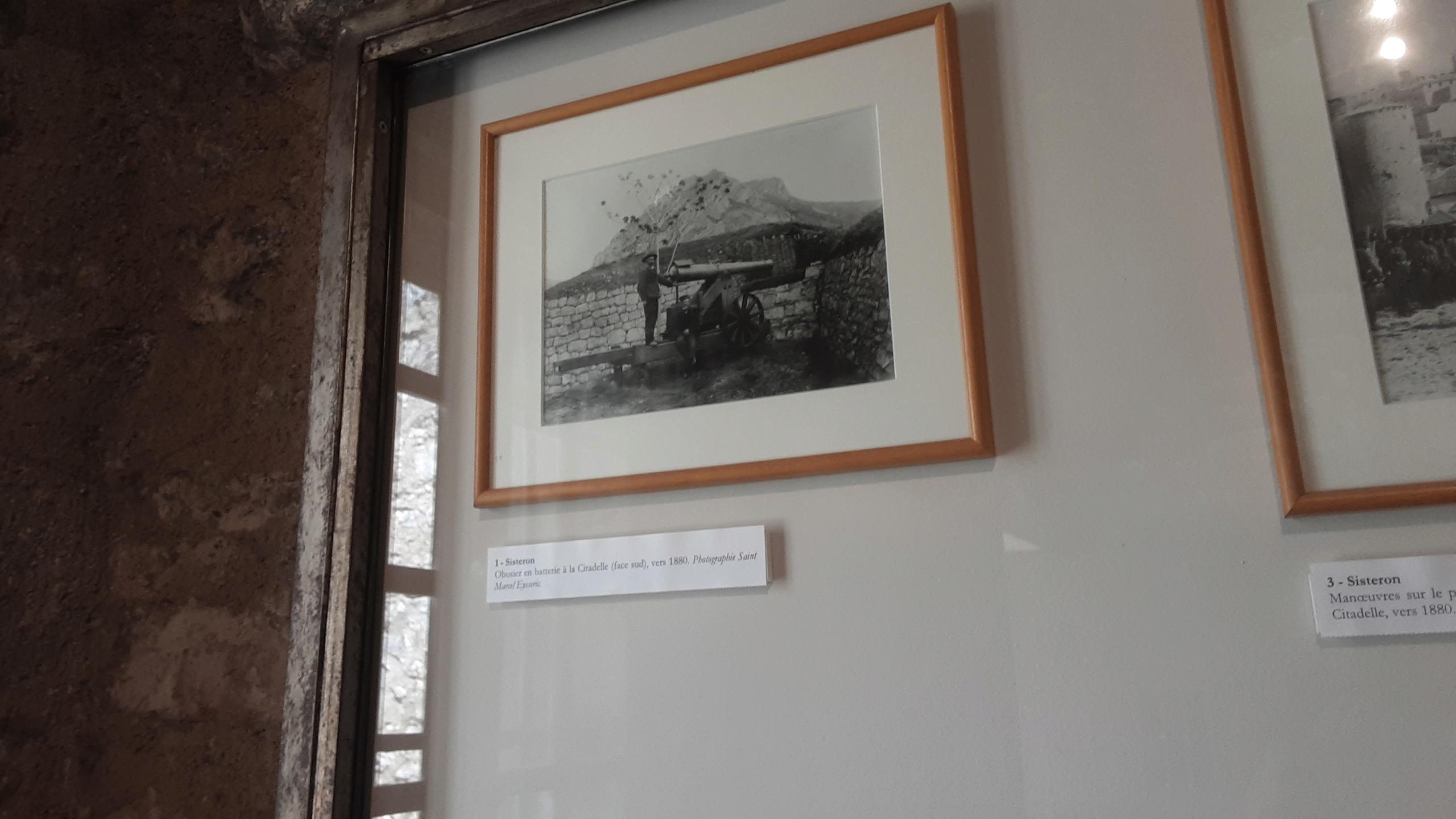La citadelle de Sisteron:  visite virtuelle d'hier et d'aujourd'hui.  - Page 2 20210711