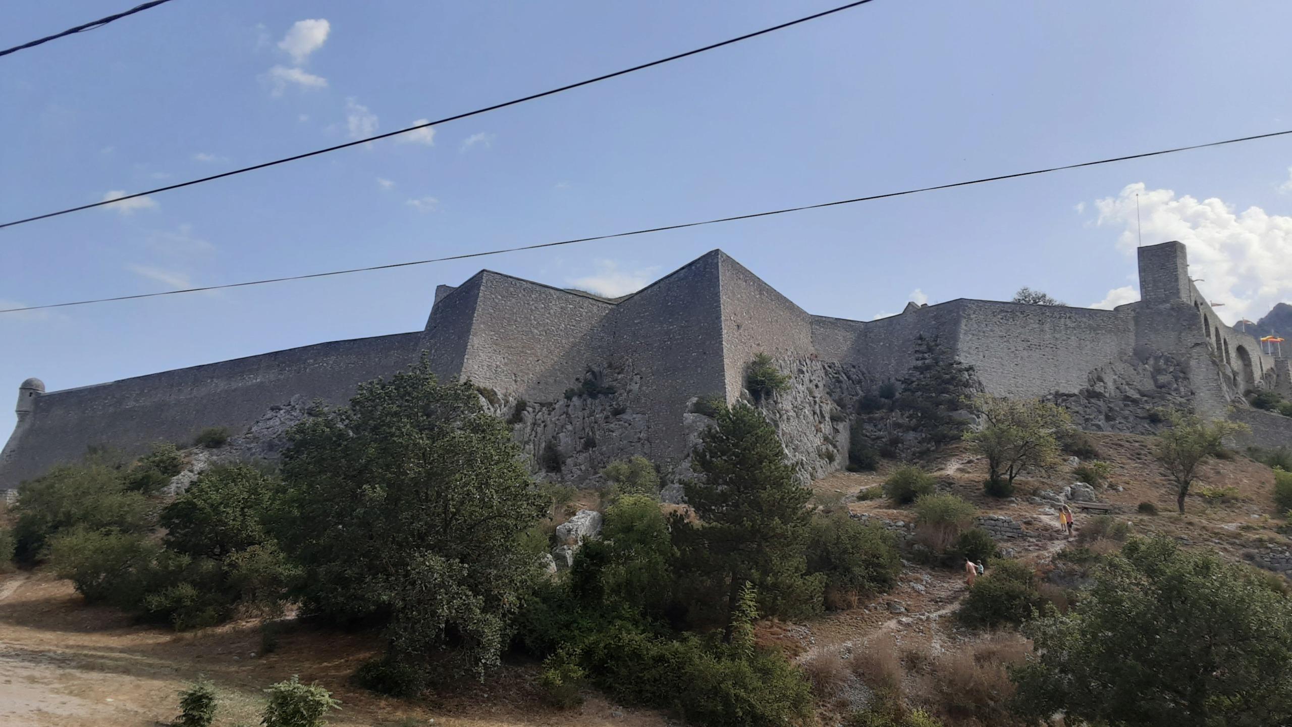 La citadelle de Sisteron:  visite virtuelle d'hier et d'aujourd'hui.  - Page 2 20210811