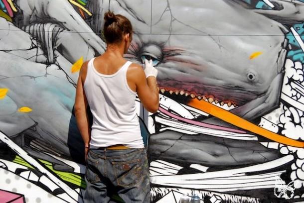 [street art-rue et manifs] Peinture fraîche, à Lyon 2019 et 2020 - Page 17 64869_10