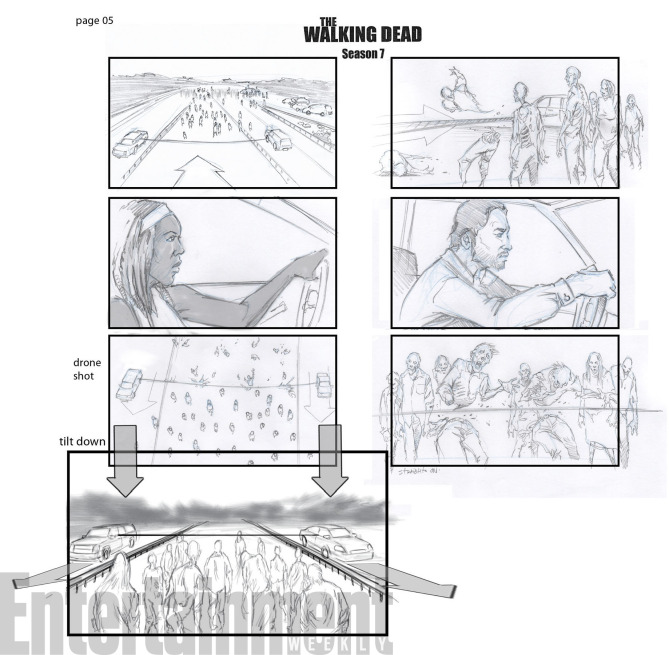 The Walking dead, storybording with Google Earth and Street View - Page 7 72910