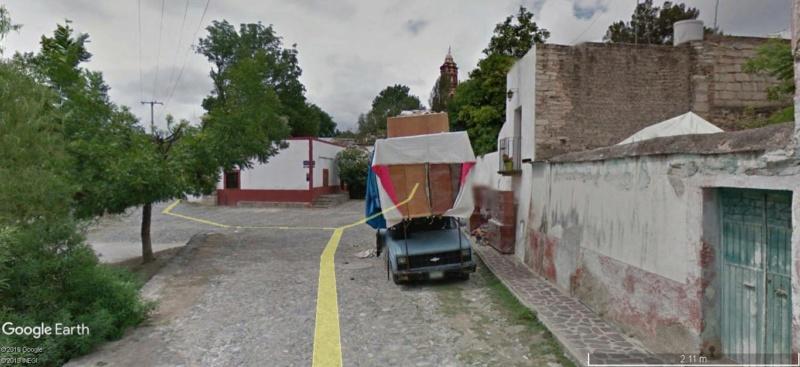 STREET VIEW: Petit déménagement à Armadillo ville. A10