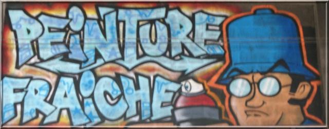 [street art-rue et manifs] Peinture fraîche, à Lyon 2019 et 2020 A1024