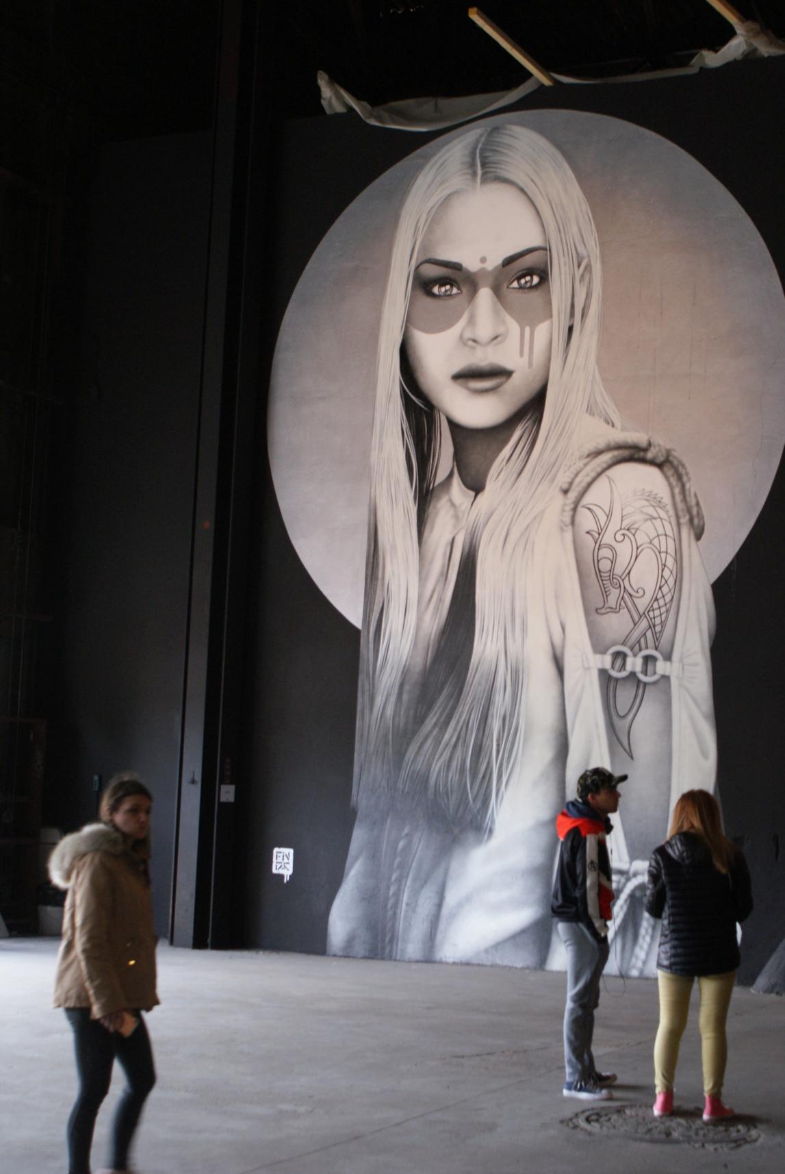 [street art-rue et manifs] Peinture fraîche, à Lyon 2019 A1027