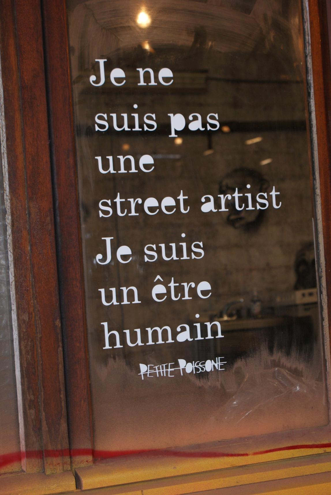 [street art-rue et manifs] Peinture fraîche, à Lyon 2019 A1030