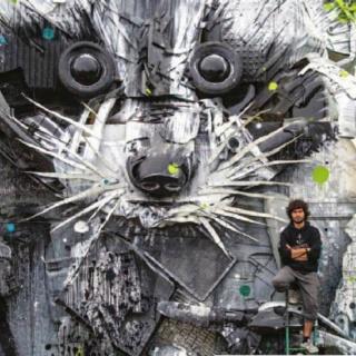 [street art-rue et manifs] Peinture fraîche, à Lyon 2019 A1042