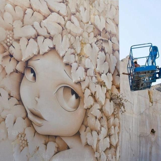 [street art-rue et manifs] Peinture fraîche, à Lyon 2019 A1043