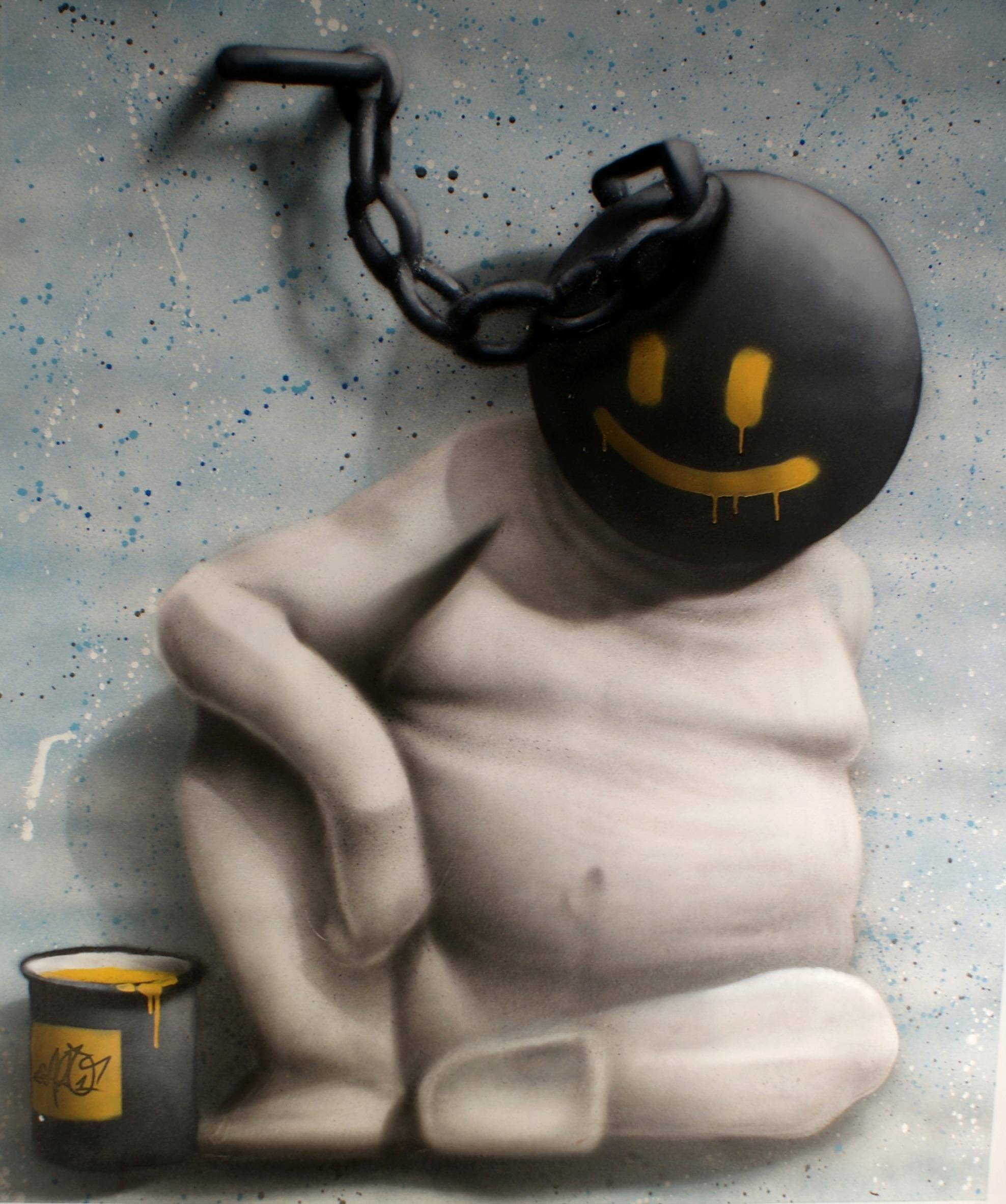 [street art-rue et manifs] Peinture fraîche, à Lyon 2019 - Page 3 A1049