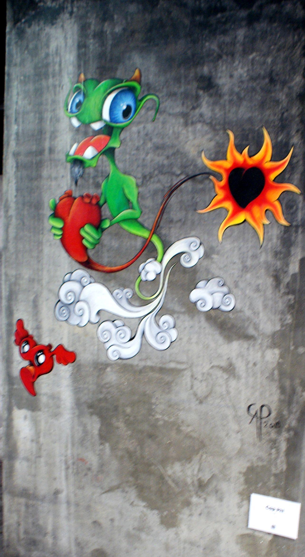 [street art-rue et manifs] Peinture fraîche, à Lyon 2019 et 2020 - Page 5 A1087