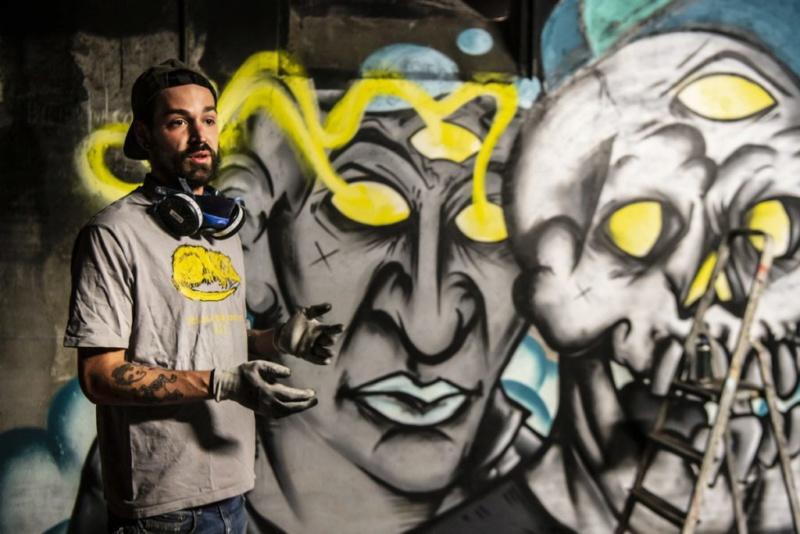 [street art-rue et manifs] Peinture fraîche, à Lyon 2019 - Page 2 A1098