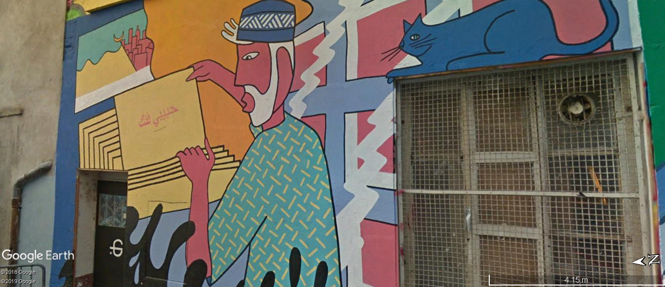 [street art-rue et manifs] Peinture fraîche, à Lyon 2019 et 2020 - Page 3 A1103