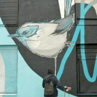 [street art-rue et manifs] Peinture fraîche, à Lyon 2019 et 2020 - Page 5 A1107