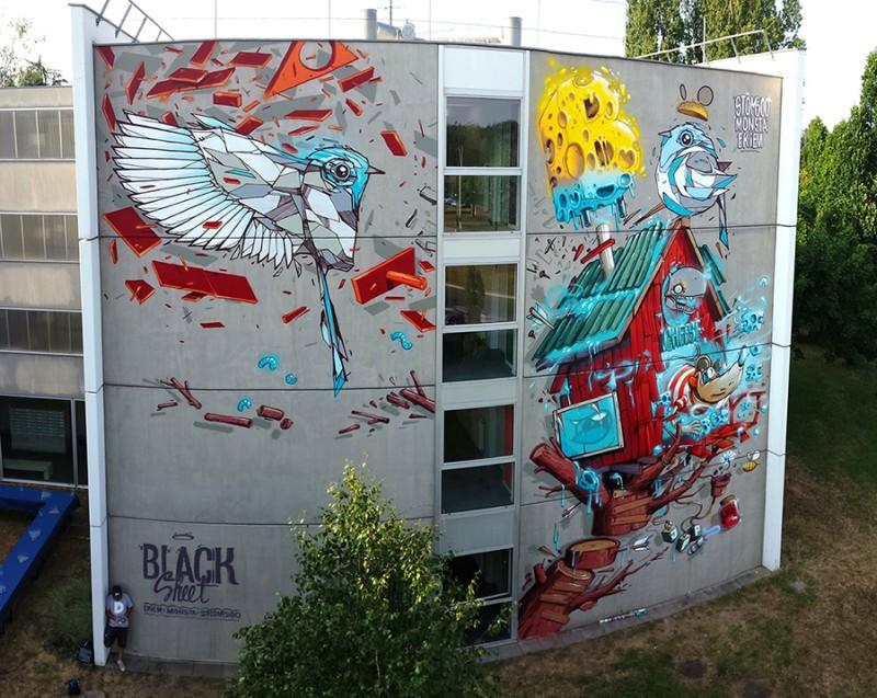 [street art-rue et manifs] Peinture fraîche, à Lyon 2019 et 2020 - Page 5 A1110