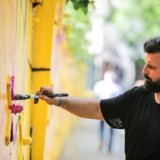[street art-rue et manifs] Peinture fraîche, à Lyon 2019 et 2020 - Page 5 A1131