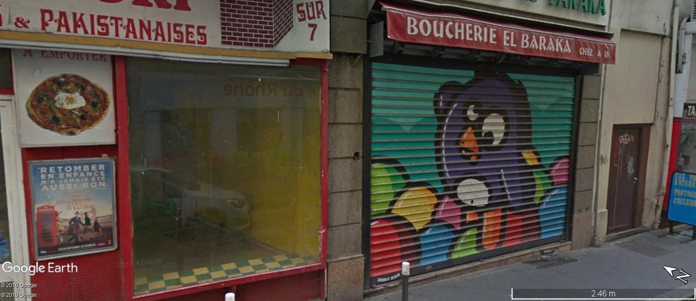 [street art-rue et manifs] Peinture fraîche, à Lyon 2019 - Page 10 A1172