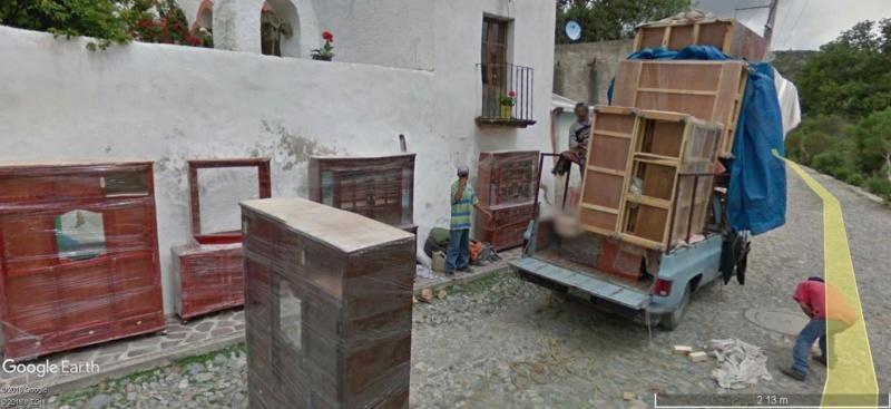 STREET VIEW: Petit déménagement à Armadillo ville. A13