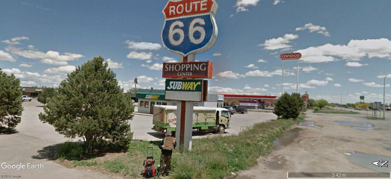 Route 66 : parcours d'un mythe américain. - Page 17 A131