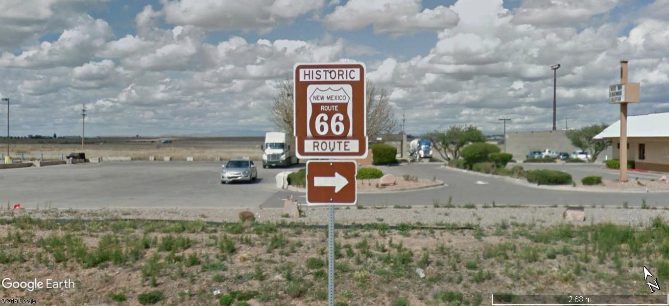 Route 66 : parcours d'un mythe américain. - Page 17 A133