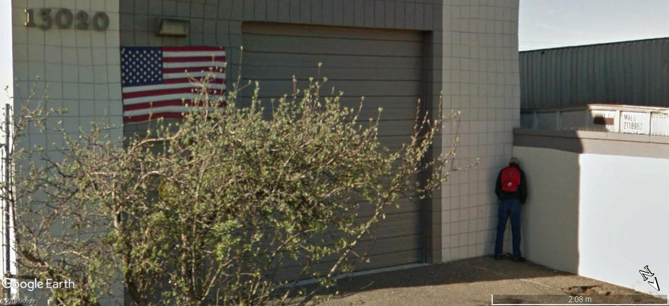 (street view) envie pressante, Albuquerque, nm, usa A138
