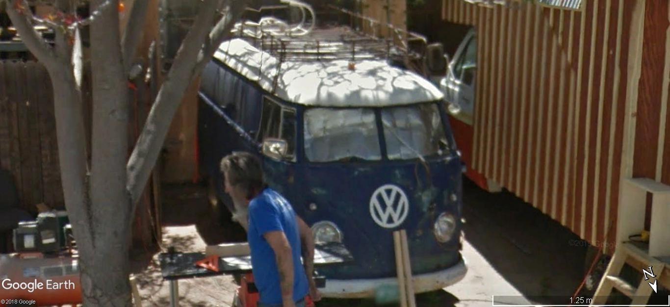 Les recherches automobiles de Zanza : Volkswagen T1 Split - Page 3 A143