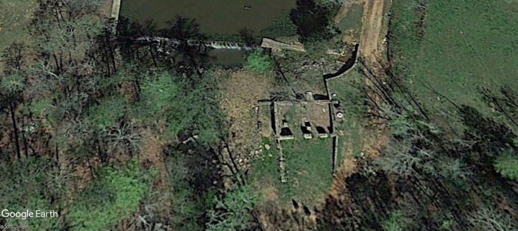 The Walking dead, storybording with Google Earth and Street View A1563