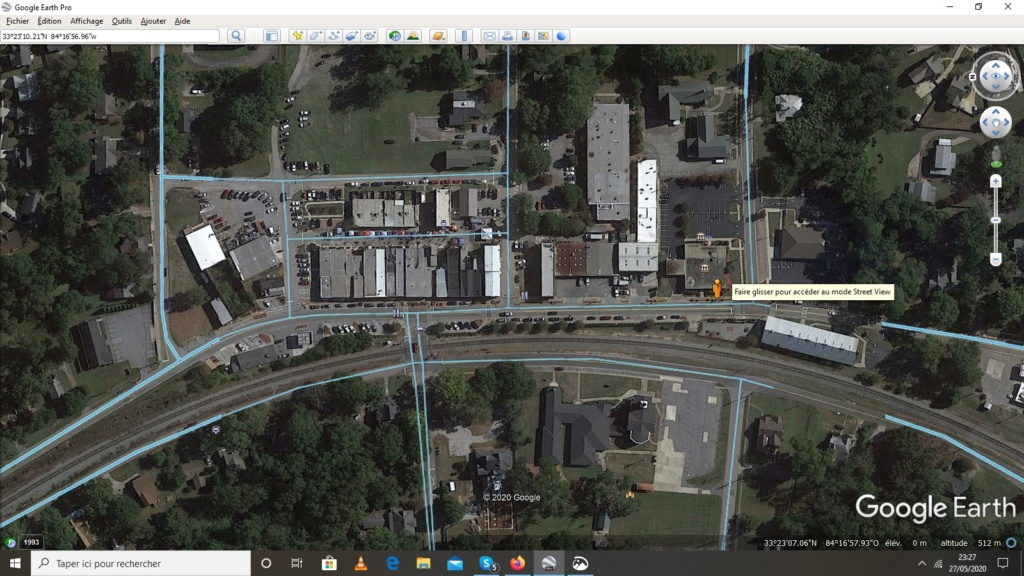 The Walking dead, storybording with Google Earth and Street View - Page 3 A1627