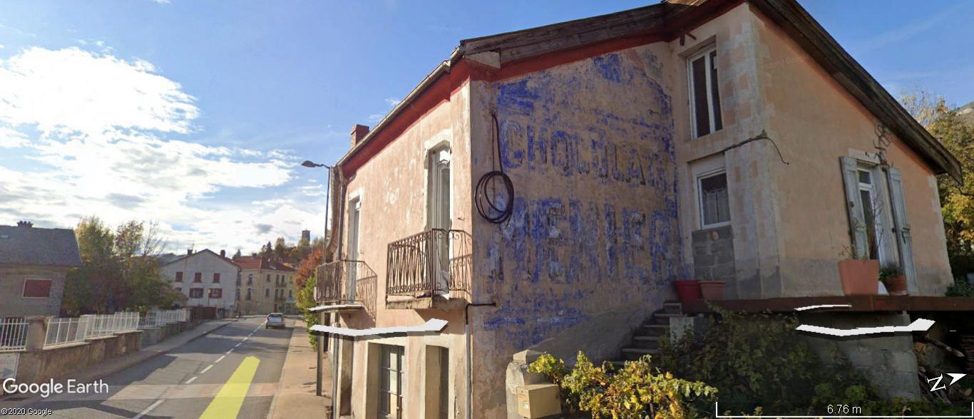STREET VIEW : Vieilles publicités murales - Page 24 A1806