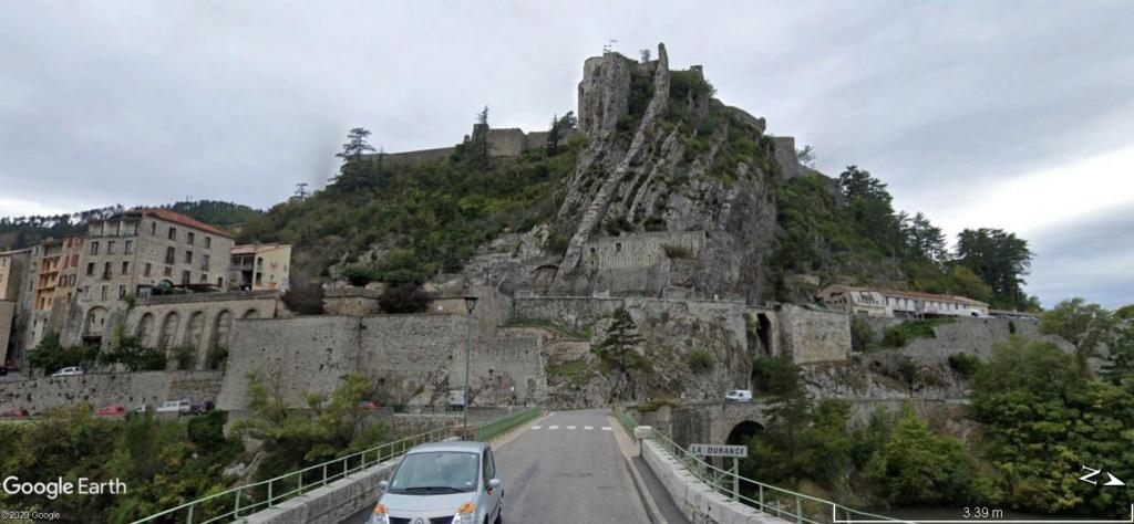 La citadelle de Sisteron:  visite virtuelle d'hier et d'aujourd'hui.  - Page 2 A1878
