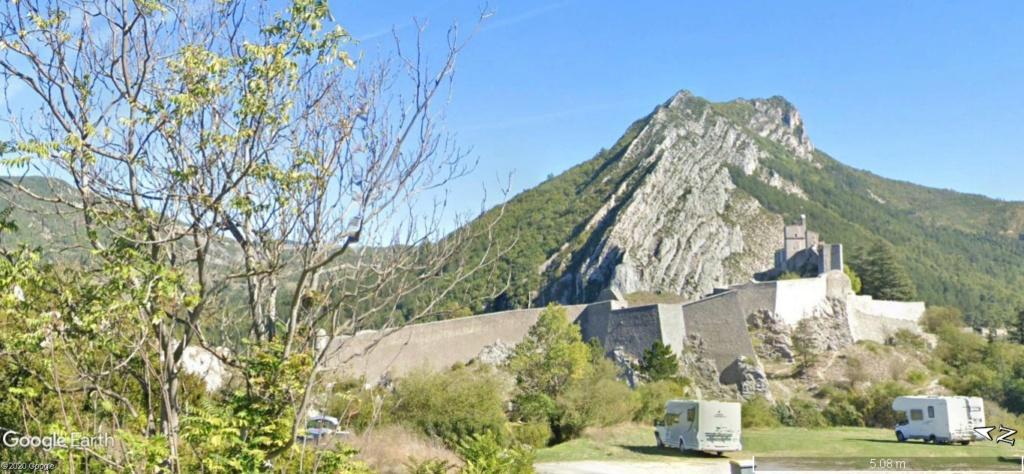 La citadelle de Sisteron:  visite virtuelle d'hier et d'aujourd'hui.  - Page 2 A1882