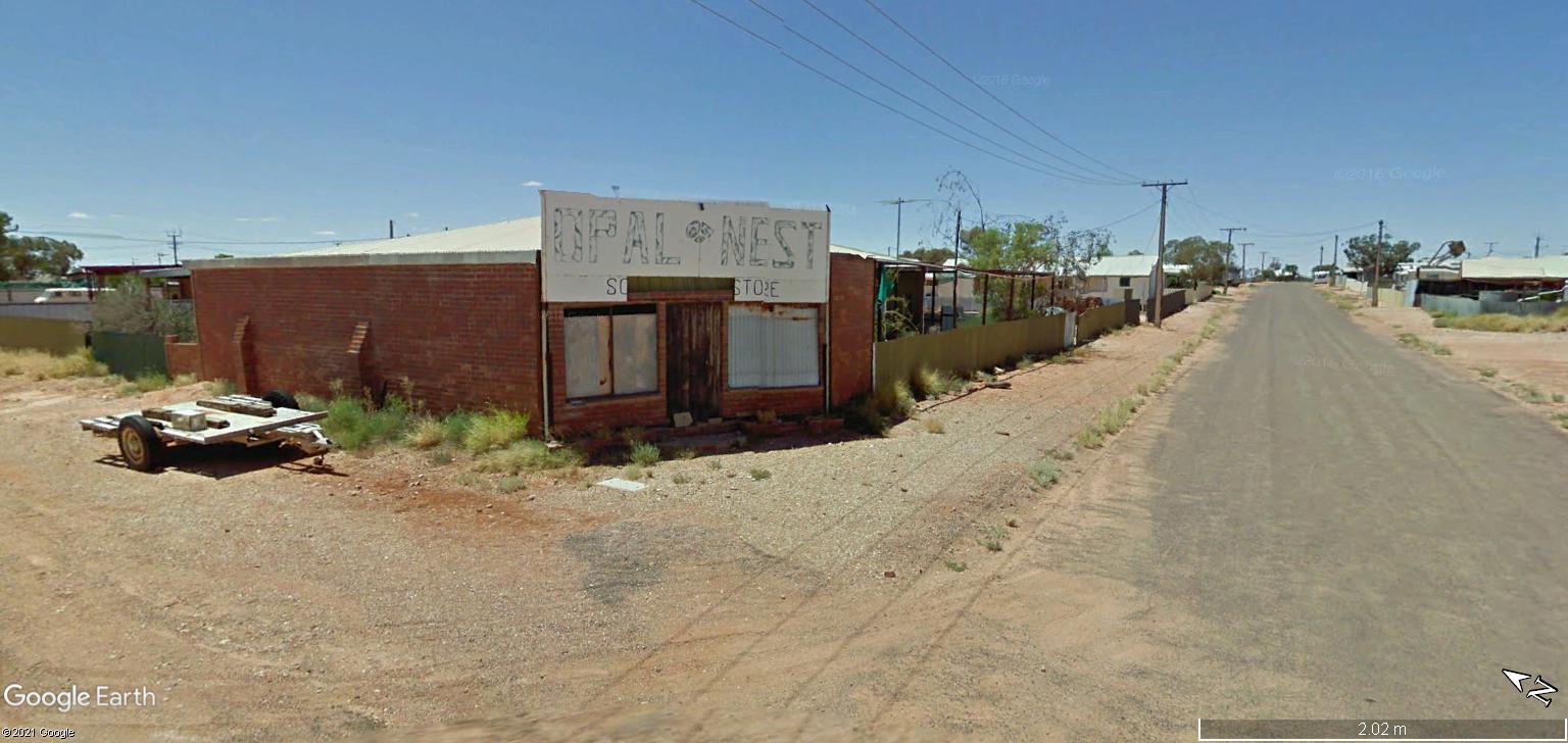 Petite virée (virtuelle) en Australie A1957