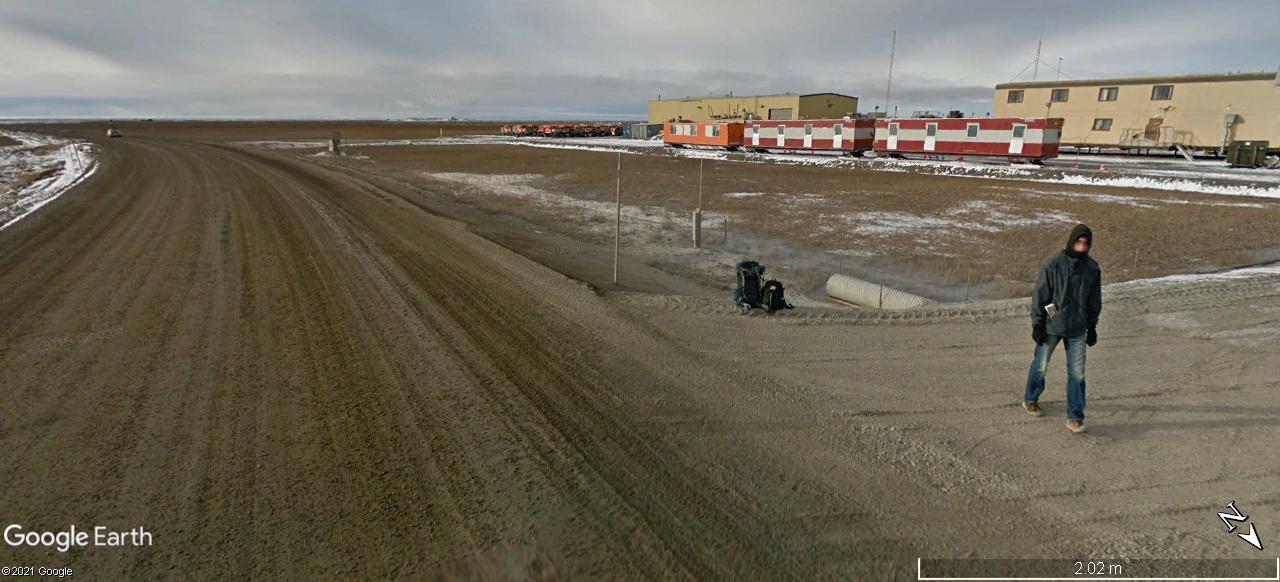 Street view: La route vers l'océan arctique. L'Alaska vu depuis la Dalton Highway. - Page 2 A1969