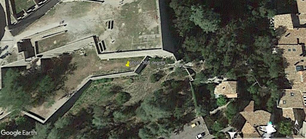 La citadelle de Sisteron:  visite virtuelle d'hier et d'aujourd'hui.  - Page 2 A2139