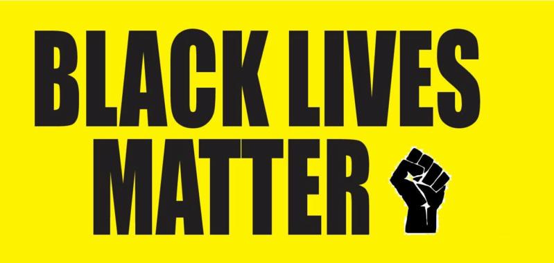 """Inscriptions """"BLACK LIVES MATTER"""" à travers le monde A2258"""