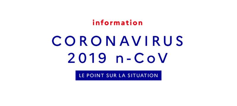 """Le virus """"Covid-19"""".  A38"""